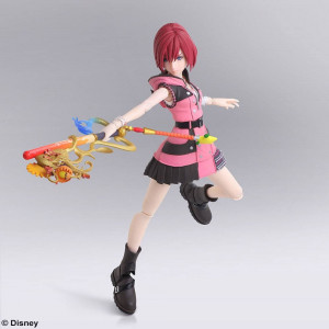 COLLECTOR ♦ Kingdom Hearts III 'Bring Arts' Kairi 14 cm figure