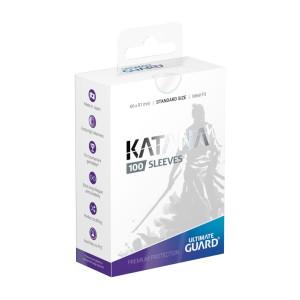 Ultimate Guard Katana Sleeves Standard Size Transparent (100)