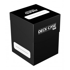 Ultimate Guard Deck Case 100+ Standard Size Black