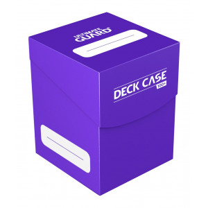 Ultimate Guard Deck Case 100+ Standard Size Purple
