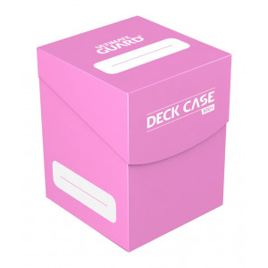 Ultimate Guard Deck Case 100+ Standard Size Pink