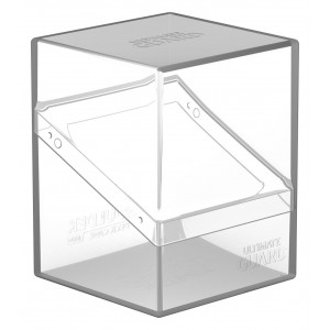 Ultimate Guard Boulder™ Deck Case 100+ Standard Size Clear