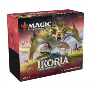 MTG Ikoria: Reich der Behemoths Bundle German