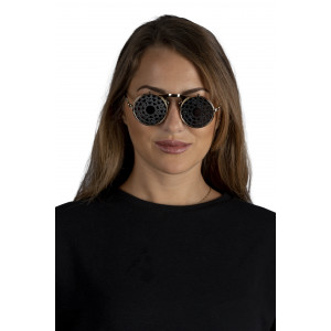 Sunglasses with 2 gear glasses