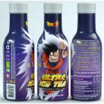 Ultra Ice Tea - Dragon Ball Super - Son Gohan - Schwarzer Tee mit Pfirsich Eistee 500ml