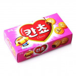 Lotte Kancho Biscuit Chocolate Cracker 54g Snack