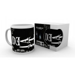 Death Note Logo 320ml Mug